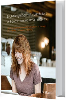 Pricing and rebate challenges solved for foodservice and jansan distribution