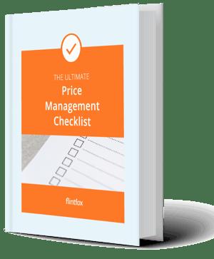 price management checklist