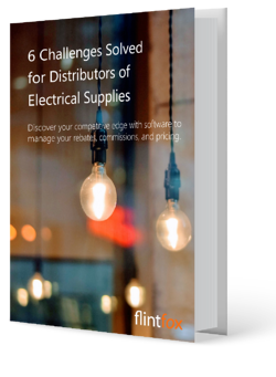Pricing and rebate challenges solved for electrical distributors